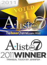 Denver A List Winner - 2011